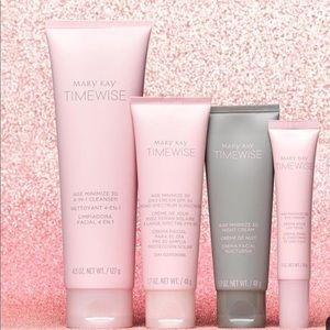 Mary Kay Miracle 3D Set Combination To Oil…